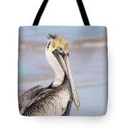Pelican In Need Tote Bag