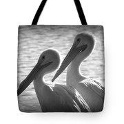 Pelican Pals Tote Bag