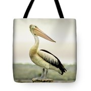 Pelican Poise Tote Bag