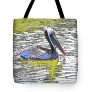 Pelican Reflections Tote Bag