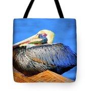 Pelican Rest Tote Bag