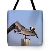 Pelican Stretch Tote Bag