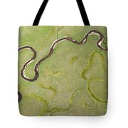 Pelican Valley Abstract Tote Bag