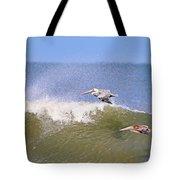 Pelicans 3868 Tote Bag