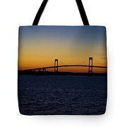 Pell Bridge Tote Bag