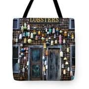 Pemaquid Lobster Shack Tote Bag