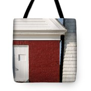 Pemaquid Point Bell House Tote Bag