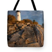 Pemaquid Point Light I Tote Bag