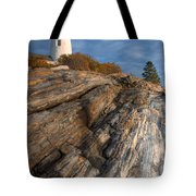 Pemaquid Point Light II Tote Bag