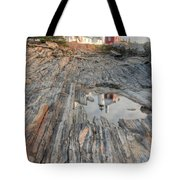 Pemaquid Point Light Iv Tote Bag