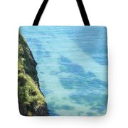Pembrokeshire Cliffs Tote Bag