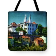 Pena National Palace - Sintra Tote Bag