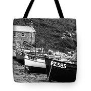 Penberth Cove Tote Bag