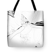 Pencil Me In Tote Bag