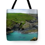 Pendeen Watch To Levant Tote Bag