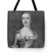 Penelope Barker (1728-1796) Tote Bag