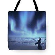 Penguin Dreams Tote Bag