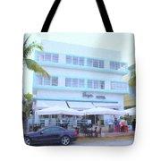 Penguin Hotel Tote Bag