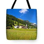 Penia - Fassa Valley Tote Bag