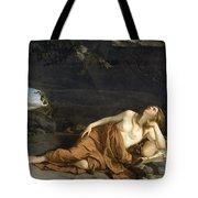 Penitent Mary Magdalene Tote Bag