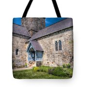 Penmon Priory Tote Bag