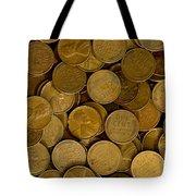 Pennies Tote Bag
