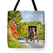 Pennsylvania Amish Tote Bag