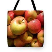 Pennsylvania Apples Tote Bag