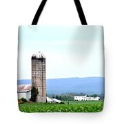Pennsylvania Farms Tote Bag