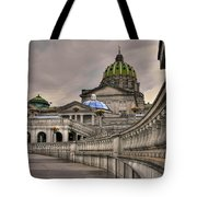 Pennsylvania State Capital Tote Bag