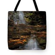 Pennsylvania Waterfalls Tote Bag