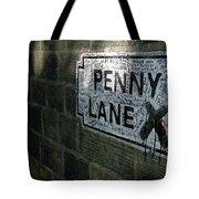 Penny Lane Tote Bag