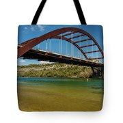 Pennybacker 360 Bridge, Austin, Texas Tote Bag