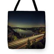 Pennybacker Bridge Tote Bag