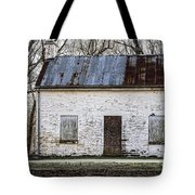Pennyfield Lockhouse On The C And O Canal In Potomac Maryland Tote Bag