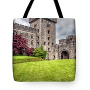 Castle Grounds Tote Bag