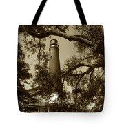 Pensacola Lighthouse Tote Bag