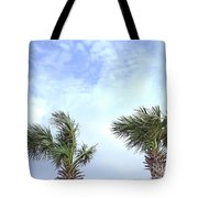 Pensacola Palms Tote Bag