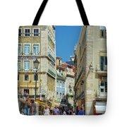 Pensao Geres - Lisbon Tote Bag