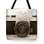Pentax Spotmatic IIa Camera Tote Bag by Mike McGlothlen