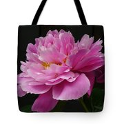Peony Blossoms Tote Bag
