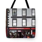 People At A Restaurant, Mccarthys Bar Tote Bag
