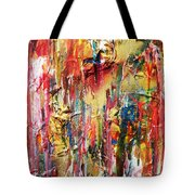 People Do Not Change Things Change People Tote Bag