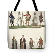 People From Europe Tote Bag
