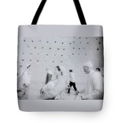 People In A Dream Tote Bag