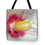 Peppermint Flame 01 Tote Bag