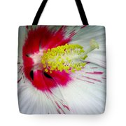 Peppermint Flame 02a Tote Bag