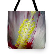 Peppermint Flame 03a Tote Bag