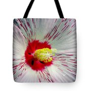 Peppermint Flame 04a Tote Bag
