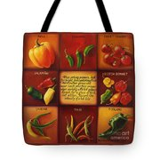 Pepper Facts  Tote Bag